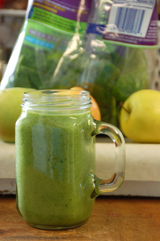 The Green Goddess Smoothie: Yay Or Ney?